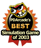 PDArcades Best Simulation Game 2003
